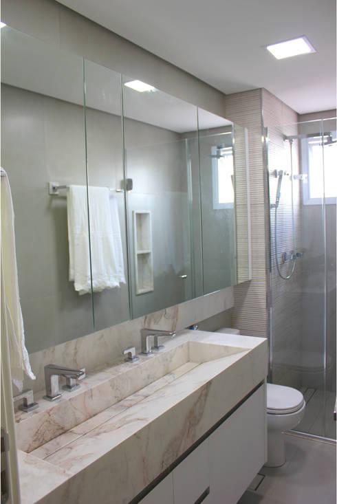 : Banheiros  por Drömma Arquitetura