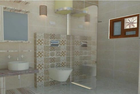 Bathroom: classic Bathroom by 4 Lotus Interior