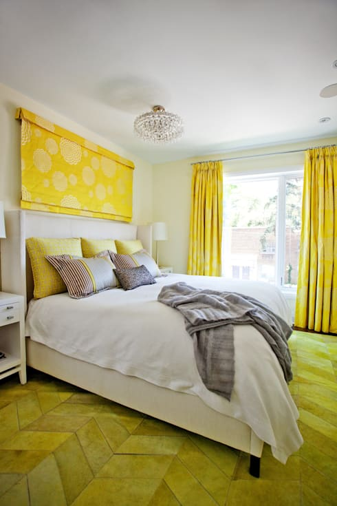 Bedroom by Collage Designs