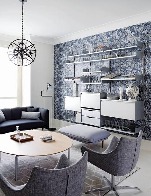 Hyde Park Elegance:  Living room by Generation