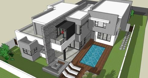 House Buthelezi :   by GMB Architects