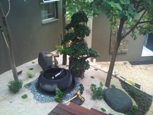 KIRKINIS: asian Garden by Japanese Garden Concepts