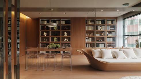 Reunite:  餐廳 by 形構設計 Morpho-Design