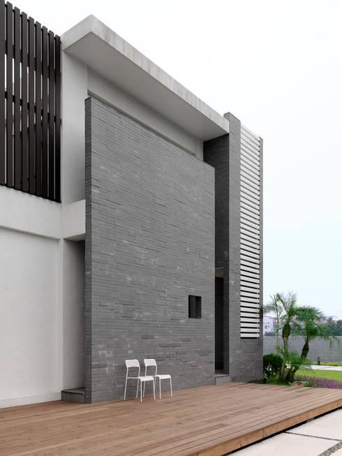 Rumah by 夏沐森山設計整合