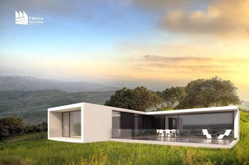 Fábrica das Casas - Arquitetura Modular :   por Fábrica Das Casas