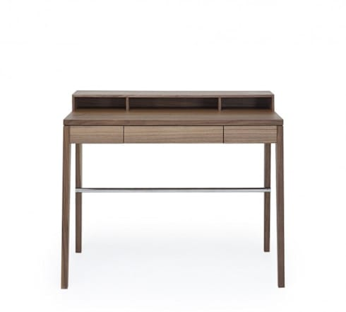 schreibtisch minimalistisch. Black Bedroom Furniture Sets. Home Design Ideas