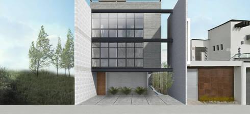 Departamentos LG: Casas de estilo moderno por FDZ ARQUITECTOS