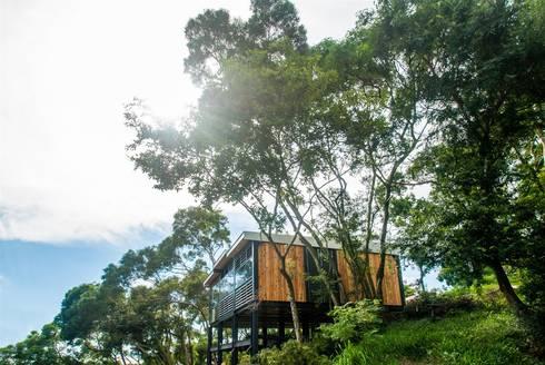 [ 行動木屋 ] Qfarm:  房子 by FAMWOOD 自然紅屋