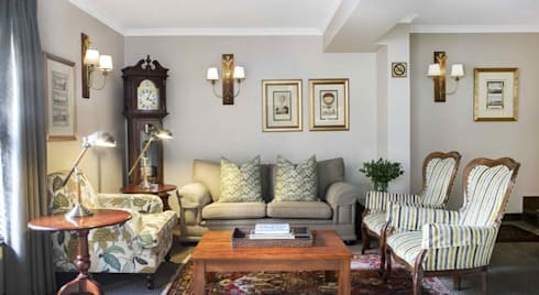 The Falstaff—Boutique Hotel Sandton :  Hotels by Nowadays Interiors