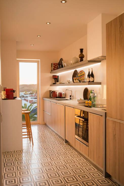 Cocinas de estilo minimalista por studioarte