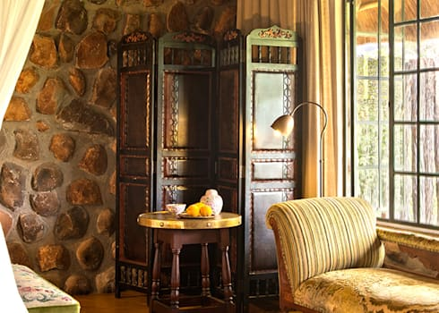 Game Lodge Revisited:  Commercial Spaces by David Strauss Interiors