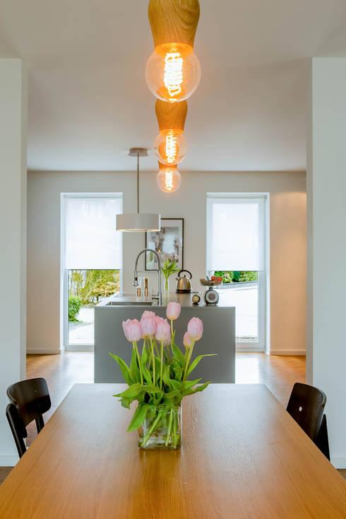 minimalistische Keuken door Architektur Jansen