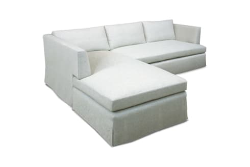 Wagner Sectional : modern Living room by Bespoke by Luigi Gentile