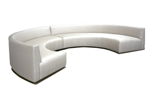 Sectionals:   by Bespoke by Luigi Gentile