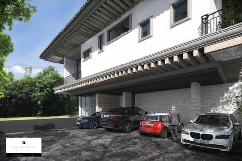 RESIDENCIA MISIONES: Casas de estilo clásico por TREVINO.CHABRAND | Architectural Studio