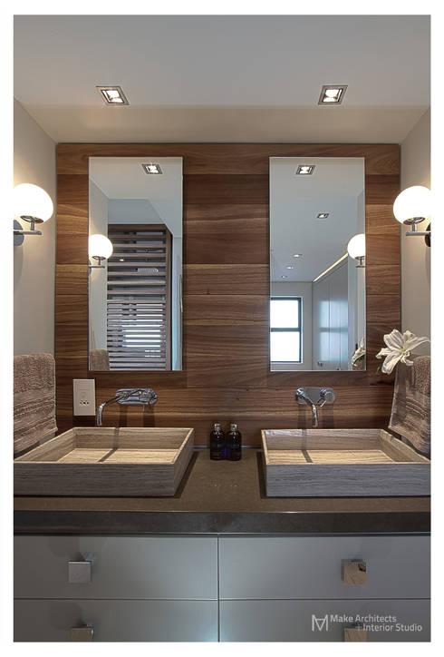 Costa Brava: modern Bathroom by Make Architects + Interior Studio