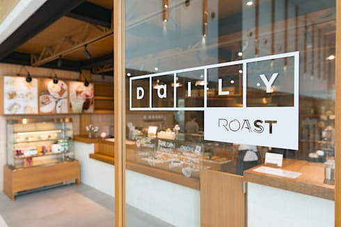 Daily Roast:  ตกแต่งภายใน by Whitespace Co.,Ltd.