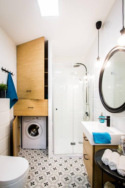 Ванные комнаты в . Автор – DreamHouse.info.pl