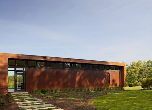 Leicester House: modern Houses by SPG Architects