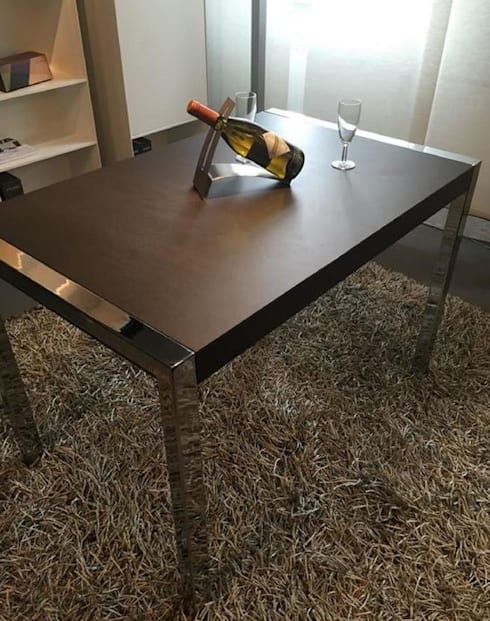 Design esstisch concept hier mit tischplatte im beliebten for Designer esstisch keramik