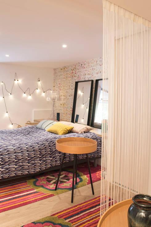 7 idee per una camera da letto giovanile e fresca. Black Bedroom Furniture Sets. Home Design Ideas