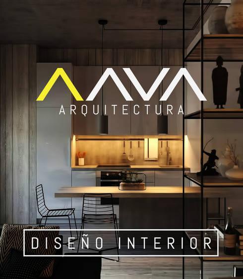 AAVA proyectos:  de estilo  por AAVA Arquitectura