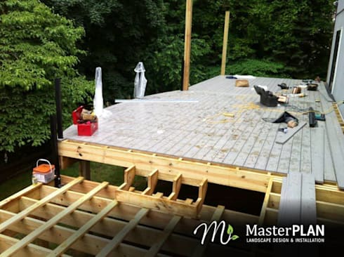 Construction:   by MasterPLAN Outdoor Living