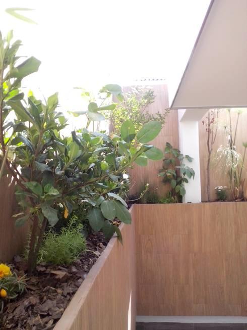 : Jardines de estilo  por Arqca