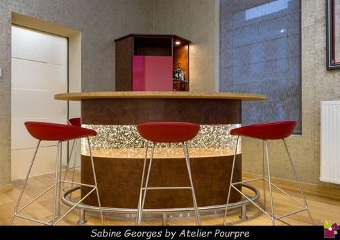 comptoir bar moderne perfect comptoir bar cuisine creer un bar dans une cuisine meilleures ides. Black Bedroom Furniture Sets. Home Design Ideas