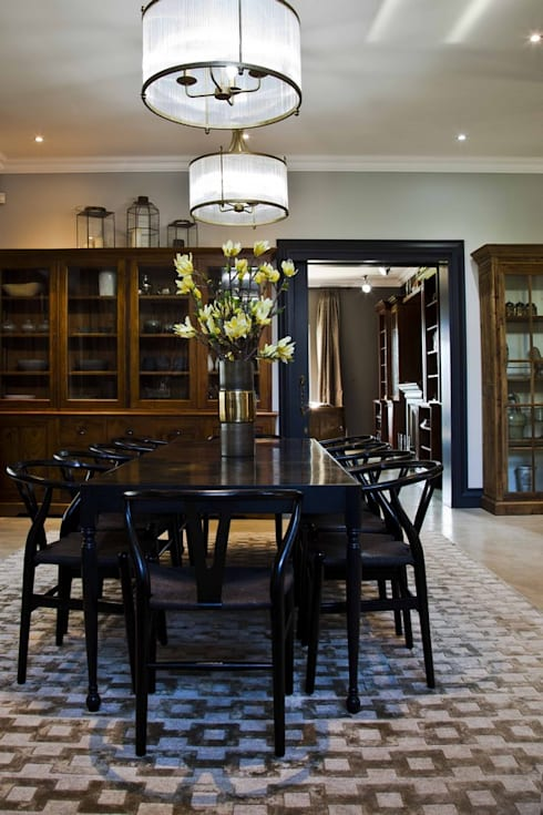 dining room: modern Dining room by House of Decor