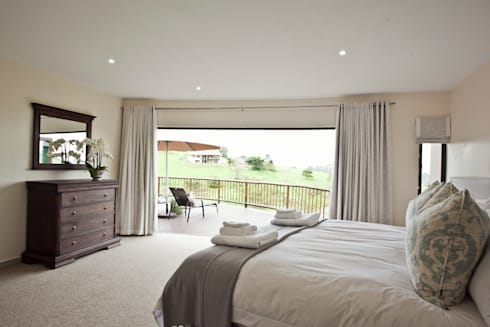 African dream: classic Bedroom by House of Decor