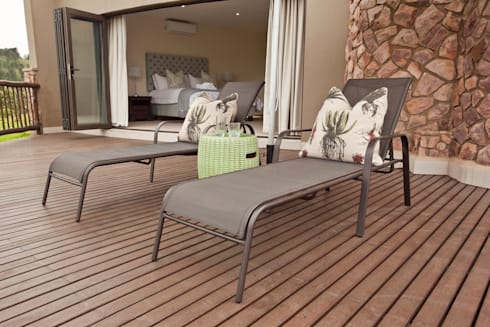 African dream:  Patios by House of Decor