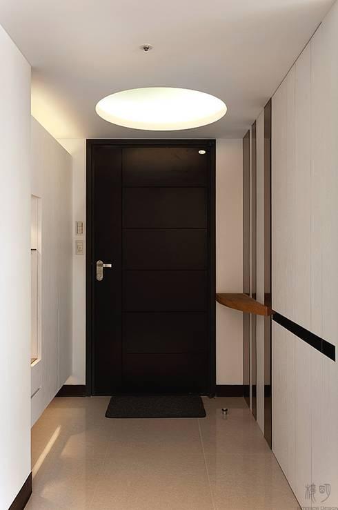 成就一輩子的夢想:  走廊 & 玄關 by 禾光室內裝修設計 ─ Her Guang Design