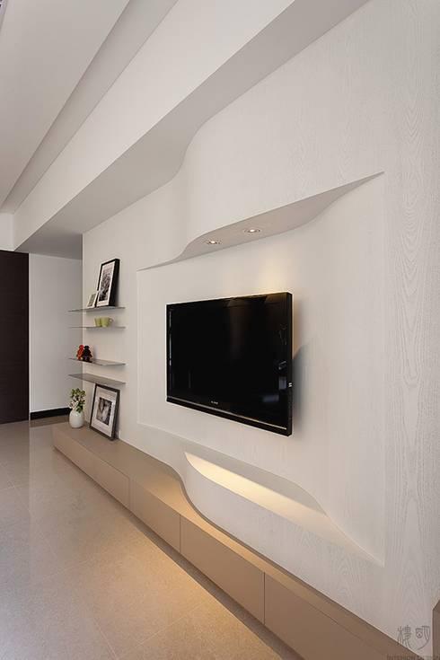 成就一輩子的夢想:  牆面 by 禾光室內裝修設計 ─ Her Guang Design