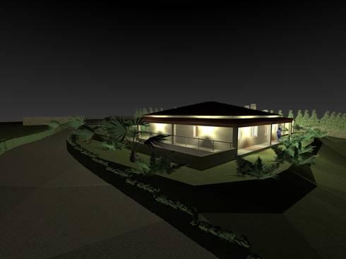 Vivenda Unifamiliar <q>JMSC</q>: Casas clássicas por Traço M - Arquitectura
