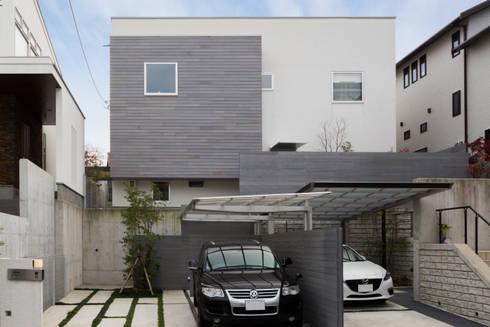 アイストップの家: Kenji Yanagawa Architect and Associatesが手掛けた家です。