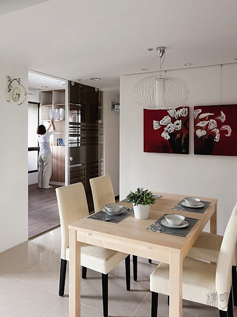 我的STYLE‧我的家:  餐廳 by 禾光室內裝修設計 ─ Her Guang Design