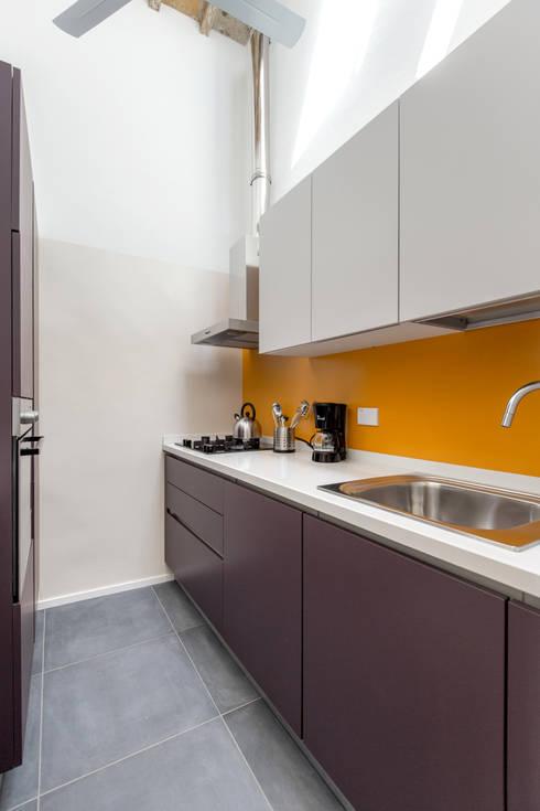 Cocinas de estilo  por Architetto Francesco Franchini