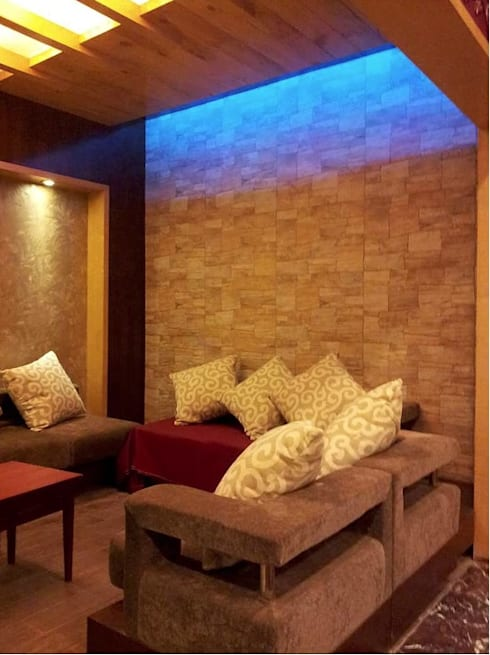 Sogani's Residence : classic Living room by JJ Architect