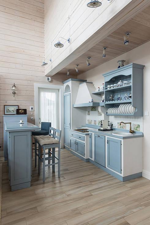 Кухня: Кухня в . Автор – Эдуард Григорьев (daproekt)
