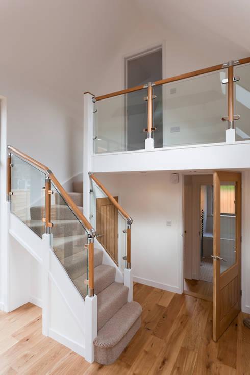 Corridor & hallway by J.J.Mullane Ltd