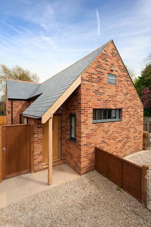 New-build: classic Houses by J.J.Mullane Ltd