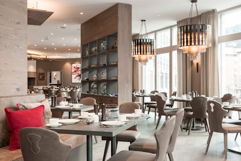 Ameron Hotel Davos von Go Interiors GmbH | homify