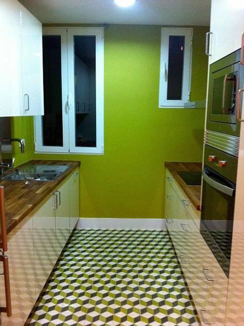 Suelo hidr ulico en cocinas de natural floor suelo - Suelo para cocinas ...