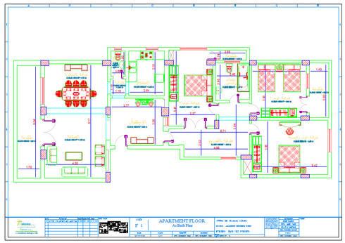شارع عبد الحكيم الرفاعي – مدينة نصر:   تنفيذ Falcon Contracting & Project Management