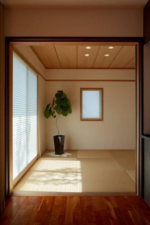 WABI: stage Y's 一級建築士事務所が手掛けた和室です。