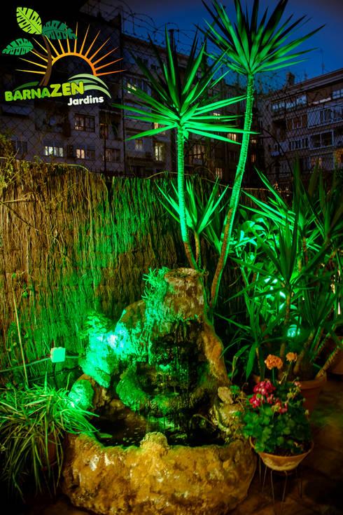 Iluminacion led de exterior by barnazen homify - Iluminacion exterior led ...