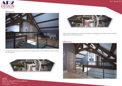 visuel mezzanine:  de style  par AD2