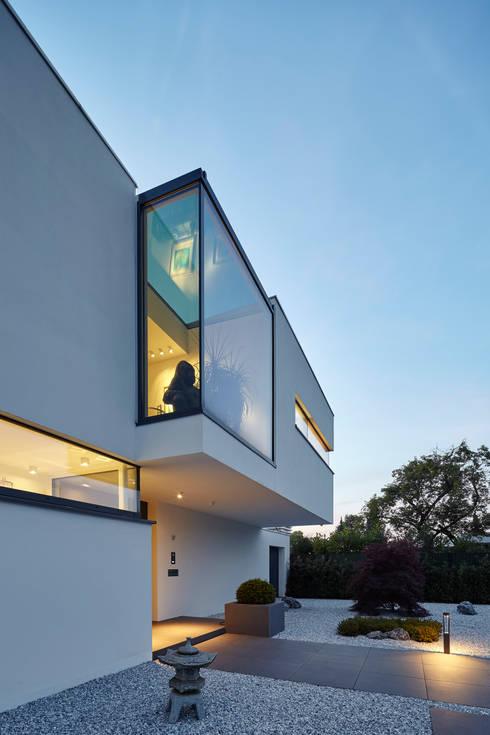 Huizen door Lioba Schneider