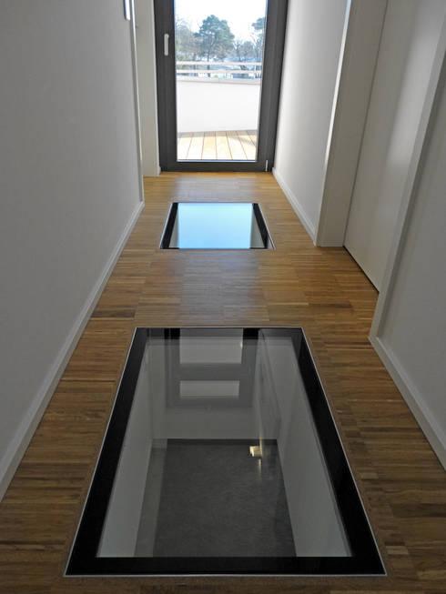 الممر والمدخل تنفيذ Miccoli ARCHITEKTUR+IMMOBILIEN Atelier